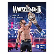 WWE WrestleMania The Official Poster Collection thumbnail