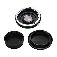 EF-AI Lens Adapter Ring Manual Focus for Canon EF EF-S Lens to Fit for Nikon AI F Mount SLR Camera for Nikon D3500 D5600 thumbnail