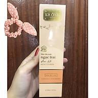 Sữa Rửa Mặt Trắng Da, Ngừa Mụn Ngọc Trai Đàn Hồi KB One (100ml) - Tặng Cột Tóc Nữ Tính Ngẫu Nhiên thumbnail