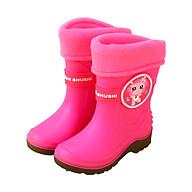 Ủng đi mưa hoạt hình thời trang, gọn nhẹ, bảo vệ đôi chân của bé - SB017 thumbnail