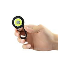 Đèn pin đèn LED móc khóa 3 chế độ sáng dùng làm tín hiệu khi đi du lịch đi phượt cắm trại sáng liên tục 12h - CB209 thumbnail