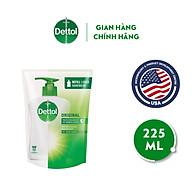 Nước rửa tay diệt khuẩn Dettol - Túi 225ml thumbnail