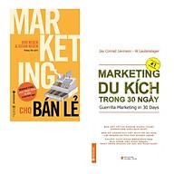 Combo For Marketer Marketing Cho Bán Lẻ + Marketing Du Kích Trong 30 Ngày thumbnail