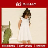 Đầm váy bé gái DKA1089 GUMAC thiết kế cổ thủy thủ thumbnail