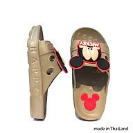 Dép bé trai Thái Lan hình Mickey tinh nghịch siêu siêu nhẹ êm chân không thấm nước MK814 thumbnail
