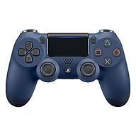 Tay Cầm PlayStation PS4 Sony Dualshock 4 (Màu Xanh Đen) - Hàng Chính Hãng thumbnail