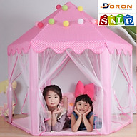 [Loại 1] Lều Công chúa - Hoàng Tử cho bé S5 Lều trẻ em chơi trong nhà cực kì dễ thương- Hàng Nhập Khẩu thumbnail