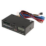 5.25 Máy Tính Đa Năng Bảng Điều Khiển Phương Tiện Truyền Thông Mặt Trước Với ESATA USB3.0 thumbnail