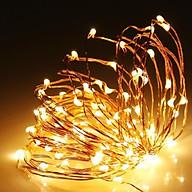 Dây Đèn Nháy LED Đom Đóm Trang Trí 2M 5M 10M Vàng Nắng Nhiều Màu Cao Cấp - Nguồn điện Pin AAA - Dây Bóng Đèn Trang Trí Noel Lễ Tết Bền, Đẹp, Tinh Tế, Sang Trọng - Chính Hãng Vinbuy thumbnail
