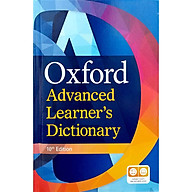 Oxford Advanced Learner Dictionary (10th Edition) (Hardback with 1 Year Access to Premium Online Access and App) thumbnail