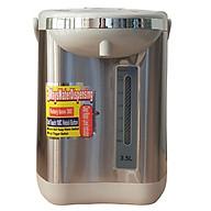 Bình thủy điện có chức năng giữ ấm Khaluck.Home KL-935 - 3.5 Lít - Hàng chính hãng thumbnail