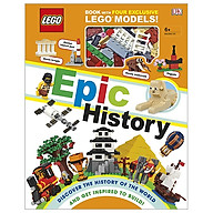 LEGO Epic History Includes Four Exclusive LEGO Mini Models (Lego Book & Toy) thumbnail