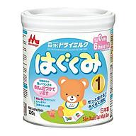 Sữa Morinaga Hagukumi 320g (0 - 6M) thumbnail