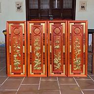 bộ Tranh tứ quý Vinh, Hoa, Phú QUý thumbnail