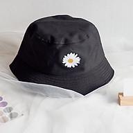 Mũ BUCKET hoa cúc cực chất, cực sành điệu thumbnail