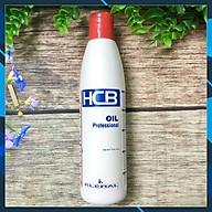 Dầu kích bóng màu nhuộm Kléral Magicolor HCB Oil Professional cho Salon 250ml thumbnail