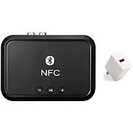 Thiết Bị Nhận Bluetooth, NFC Cho Loa Và Amply Phiên bản mới nhất + Củ sạc 5V thumbnail