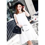 Đầm bầu đẹp váy bầu xinh thời trang Hàn Quốc mới thumbnail