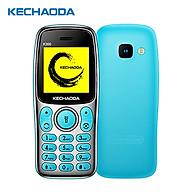 KECHAODA K300 2G GSM Feature Phone Dual SIM 1.3 32MB BT Dialer 0.08MP Rear Camera with Flashlight 500mAh Detachable thumbnail