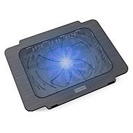 Quạt Tản Nhiệt, Đế Tản Nhiệt Laptop Có Đèn PKCB PF89 - Hàng Chính Hãng thumbnail