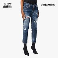 DSQUARED2 - Quần jeans nữ phom slim fit Cool Girl S72LB0119-470 thumbnail