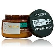 Kem ủ tóc Colatin Keratin hair mask phục hồi chuyên sâu (dạng hũ) 500ml thumbnail