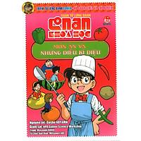 Conan Khoa Học - Món Ăn Và Những Điều Kì Diệu