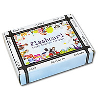 Combo Flashcard TOEFL - High Quality - DVD (Z05BD)