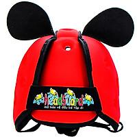 Mũ Bảo Vệ Đầu Cho Bé HeadGuard - Đỏ