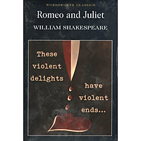 Wordsworth Classics: Romeo And Juliet