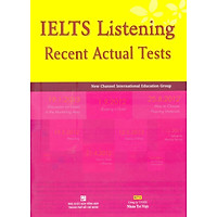 IELTS Listening Recent Actual Tests