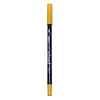 Bút Lông Hai Đầu Marvy 1122 No.43 - Brilliant Yellow