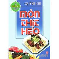 60 Món Ăn Được Ưa Thích - Món Thịt Heo