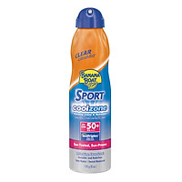 Xịt Chống Nắng Banana Boat Sport Performance Coolzone SPF 50 (170g) - 100801105 - 079656603682