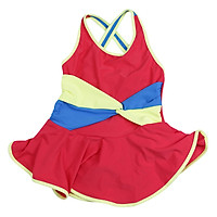 Đầm Bơi Chéo Dây Trẻ Em Lan Hạnh 91022