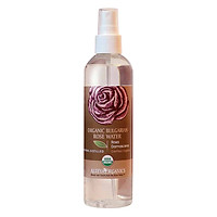 Nước Hoa Hồng Bulgaria Hữu Cơ (Rosa Damascena) Organic Bulgarian Rose Water Alteya Organics OTRWS (250ml)