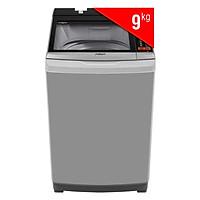 Máy Giặt Cửa Trên Aqua AQW-U91BT-S (9Kg) - Bạc - Hàng Chính Hãng