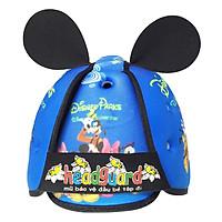 Mũ Bảo Vệ Đầu Cho Bé Headguard Disney Xanh