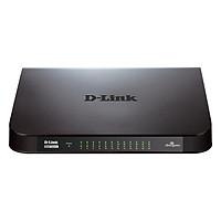 Bộ Chia Mạng Switch 24 Cổng 10/100/1000M D-Link DGS-1024A - Hàng Chính Hãng