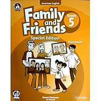 Family And Friends (Ame. Engligh) (Special Ed.) Grade 5: Workbook