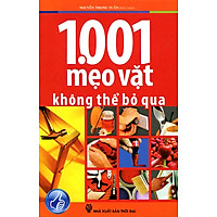 1001 Mẹo Vặt Không Thể Bỏ Qua