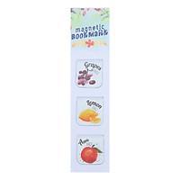 Bộ 3 Bookmark Nam Châm Kính Vạn Hoa - Good Drink 2