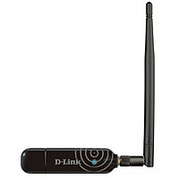 D-Link DWA-137 - USB Wifi Chuẩn N 300Mbps - Hàng Chính Hãng