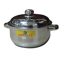 Nồi Inox Happy Cook Elegan 3 Đáy N16-HLIC (16cm)