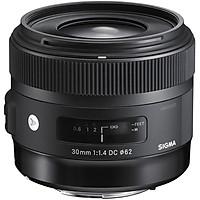 Lens Sigma 30mm f/1.4 DC HSM Art for Canon- Hàng Chính hãng