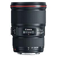 Lens Canon 16-35mm f/4 L IS - Hàng Nhập Khẩu