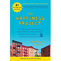 The Happiness Project - Paperback