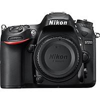 Nikon D7200 Body (VIC Nikon) - Hàng Chính Hãng