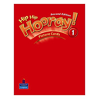 Hip Hip Hooray! 1: Picture Cards