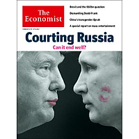 The Economist: Courting Russia - 58